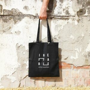 Tote Bag 100% organic cotton. 340gsm. Ethically Produced - AZO Free. Cotton grown without pesticides, using only natural methods.