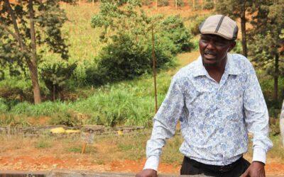 Karindundu AB un café de altura del Monte Kenia