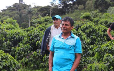 Sustainable and delicious meet Marcial Olivera from Peru