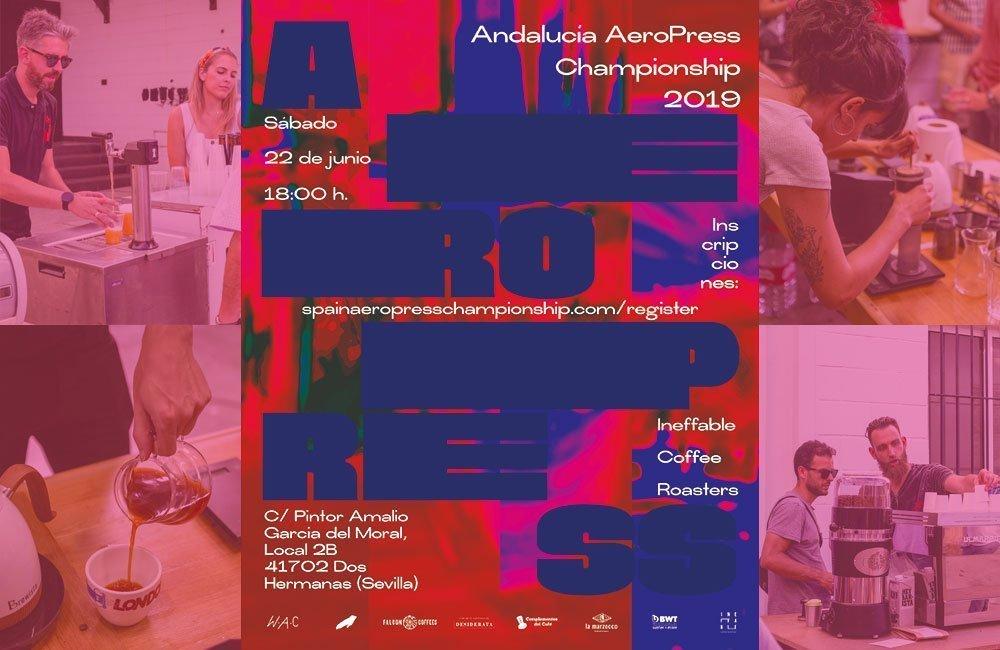 Andalucía AeroPress Championship 2019