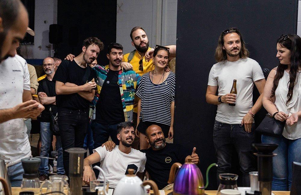 Andalucía AeroPress Championship 2019 10