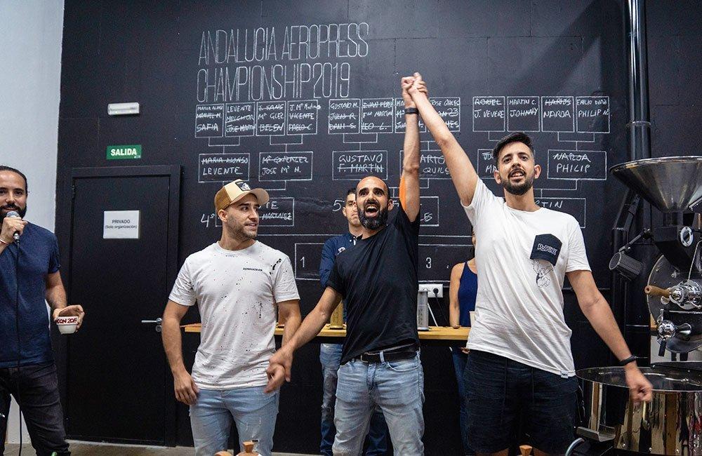 Andalucía AeroPress Championship 2019 13