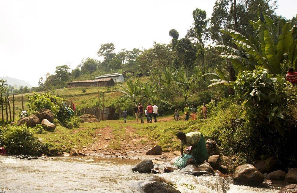 Muchagara AB una de las estaciones de lavado más antiguas de Kenia