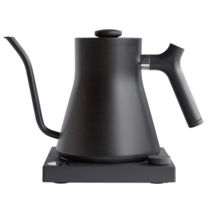 Stagg EKG Electric Kettle is made of 304 stainless steel